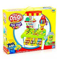 Детский набор для лепки 8727, 8 цветов, в коробке 47-65-28 см