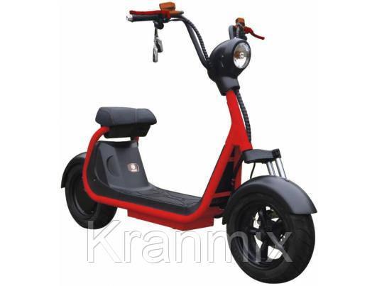 Электробайк Like.Bike ZERO 1200Вт, 60в, 20Ач