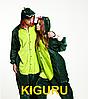 Пижама кигуруми костюм для сноуборда Динозавр