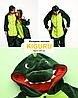 Пижама кигуруми костюм для сноуборда Динозавр, фото 2