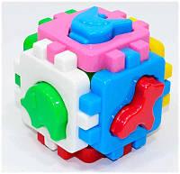 """Игрушка куб """"Умный малыш. Домашние животные"""" ТехноК"""" 1943"""