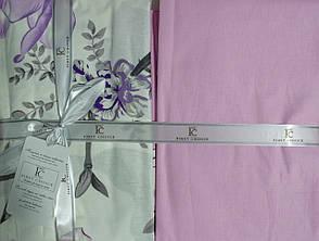 Комплект постельного белья First Choice Ранфорс 200x220 Layla, фото 2