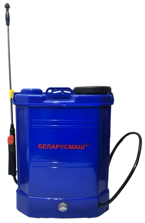 Аккумуляторный опрыскиватель Беларусмаш 12 Л, 8 Aч