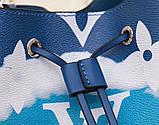 Сумка Луи Витон NeoNoe Monogram,  кожаная реплика, фото 7