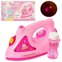 Детская мыльная игрушка Утюг MB 019 со звуковыми и световыми эффектами