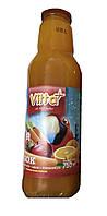 Сок детский Vitta Plus морковь, яблоко, апельсин 750 мл Польша