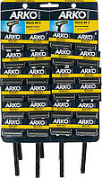 Arko Men станки для бритья T2 Pro Regular 2 /два лезвия/ 24шт