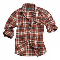 Рубашка Surplus клетчатая Woodcutter Red