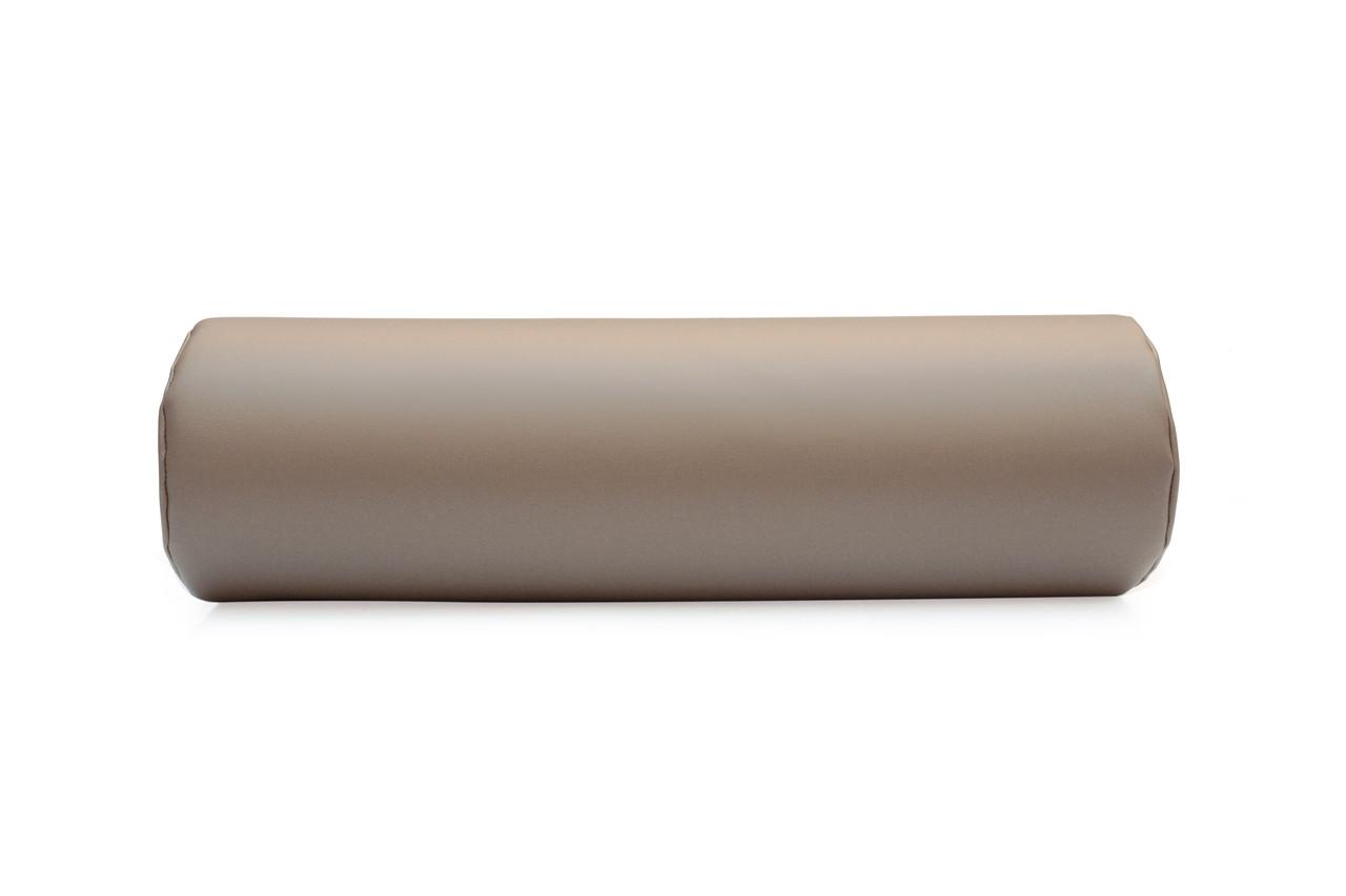 Валики для массажных столов и кушеток косметологических светло коричневый