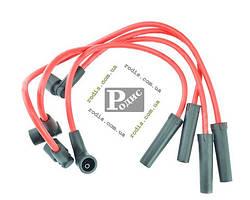 """Провод высоковольтный ВАЗ 2108-15 инжектор 8 кл. дв. 1,5, комплект, суп/силикон """"TESLA"""""""