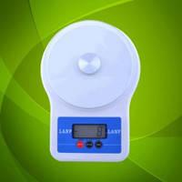Весы кухонные до 5 кг 6109/109 LANP