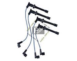 """Провод высоковольтный ВАЗ 2110-12 инжектор 16 кл. дв. 1,5, комплект, полусиликон """"TESLA"""""""