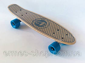 Скейт Пенни Борд | FISH Penny Board Синий