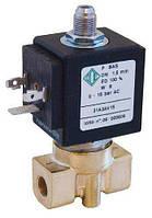 Электромагнитный клапан 31A3AV20, 3/2 ход. Нормальнозакрытый для воздушного компрессора, G1/8