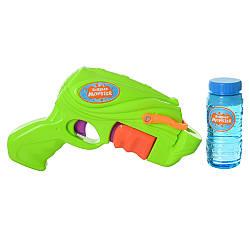 Детский игрушечный пистолет с мыльными пузырями 668-1AB