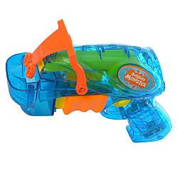 Детский игрушечный пистолет с мыльными пузырями 668-1A