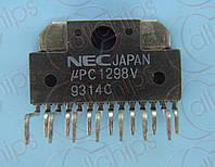 УНЧ Hi-Fi 80Вт NEC UPC1298V ZIP14
