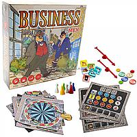 Настольная игра Strateg BusinessMen Бизнесмен до 6 чел 10+ (30556), фото 1