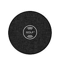 Беспроводная зарядка Golf WQ4 10W Black