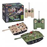 Танковий бій на радіокеруванні Play Smart 9672, фото 4