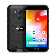 """Смартфон Ulefone Armor X7 Dual Sim Black (6937748733447); 5"""" (1280x720) IPS / MediaTek Helio A20 / RAM 2 ГБ / 16 ГБ вбудованої + microSD до 128 ГБ /"""