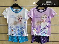 Комплект 2 в 1 для девочек оптом, Disney, 98-134 см,  № 02082