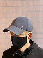 Мужская новая, стильная, кепка, бейсболка Tommy Hilfiger