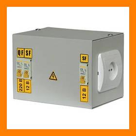 Ящики з понижаючими трансформаторами