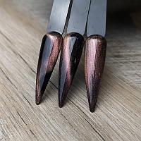 Гель лак для ногтей кошачий глаз 24 Д №6 8мл