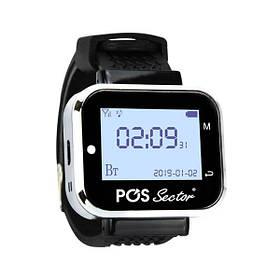 Пейджер-часы, приемник для официанта PS REAL