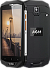 """AGM A8, 4/64 Gb, IP68, NFC, 13 Mpx, Gorilla Glass 3, Android 7.0, 4050 mAh, дисплей 5"""""""