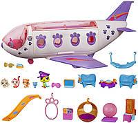 Игровой набор Самолет для зверюшек pet shop, фото 1