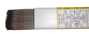Електрод для зварювання нержавіючих сталей (цл-11,цт-15,озл-6, еа-395,нді-48г та ін)