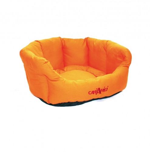 Диван для животного Gaia, оранжевый, 44см