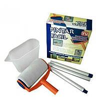 Валик для покраски Pintar Facil | Малярный валик с резервуаром