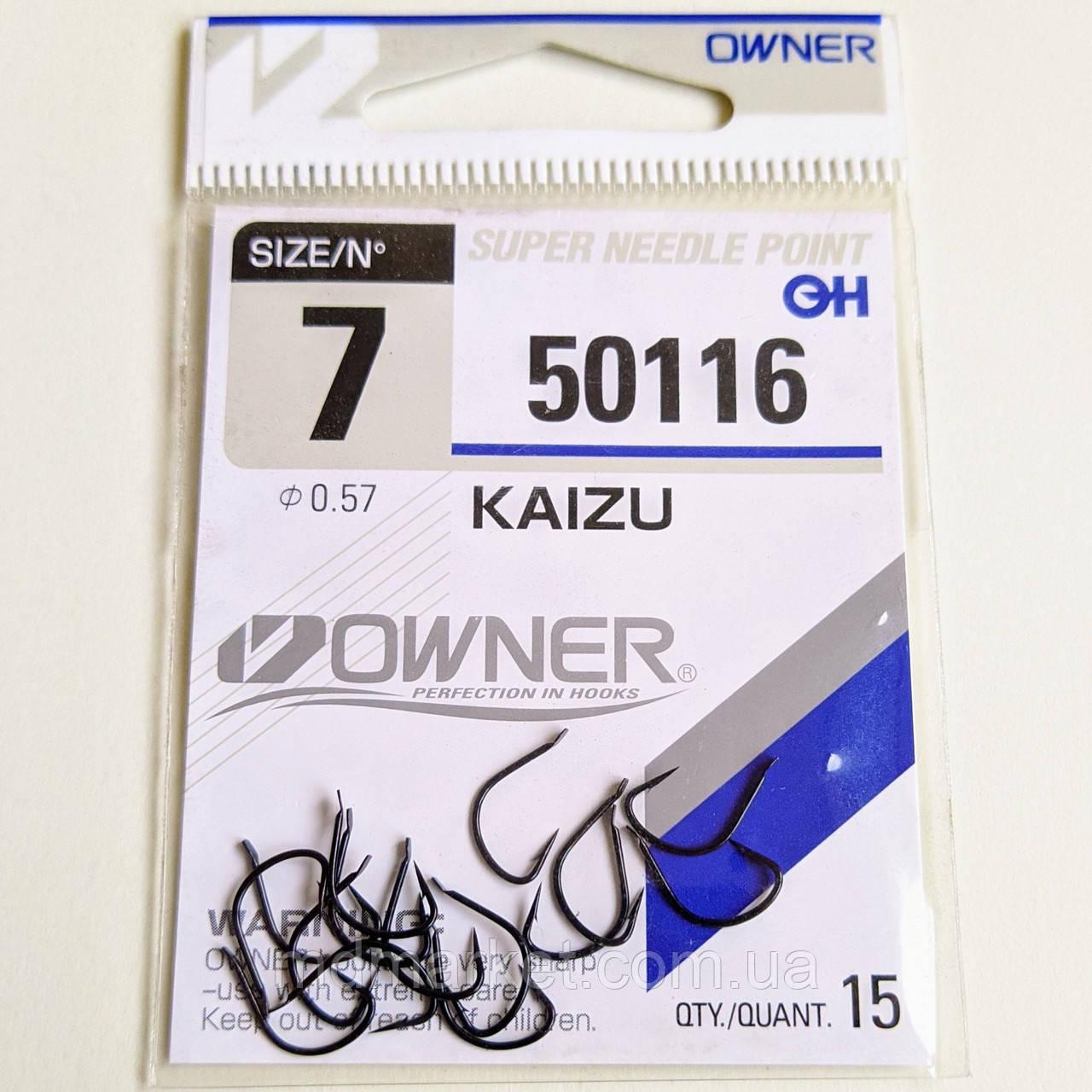Крючок owner Kaizu 50116 №7