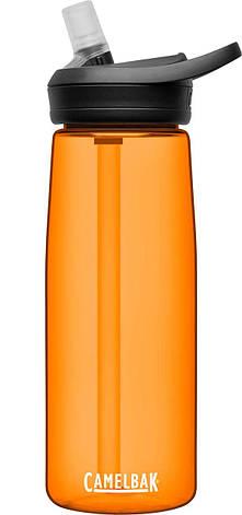 Спортивная бутылка CamelBak Eddy+ 0.75L Lava, фото 2