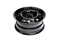 Диск колесный 16х6,5J 5x114,3 Et 46 DIA 67,1 MITSUBISHI LANCER черный  (арт. 232.3101015-04), rqb1