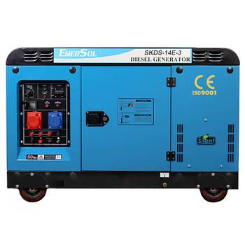 Электрогенератор EnerSol SKDS-14E-3B