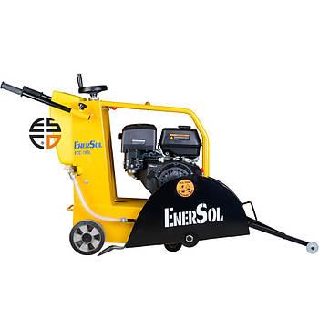 Швонарезчик EnerSol ECC-180L, мощность 13 л.с., диаметр диска 500 мм, глубина реза 180 мм, вес 125 кг