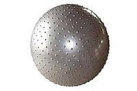 Мяч для фитнеса Фитбол массажный 75см большой, качественный. цвет серый,красный,синий,фиолетовый,розовый