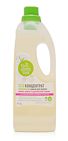 ЭКО концентрат натуральный жидкий для стирки шерсти, шелка и деликатных тканей.