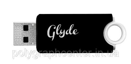 Флеш память Patriot Glyde 128GB USB 3.1  Black