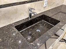 Столешница в ванную из кварца Quartzformz Planet Mars, фото 2