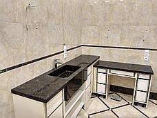 Столешница в ванную из кварца Quartzformz Planet Mars, фото 3