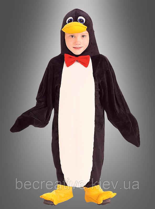 Детский карнавальный костюм пингвина