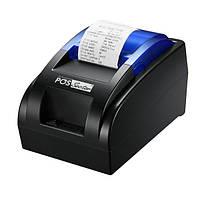 Чековый POS принтер PS-H58 для печати 58мм с USB интерфейсом