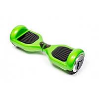 Гироскутер Smart Balance Wheel с колонками -  зеленый