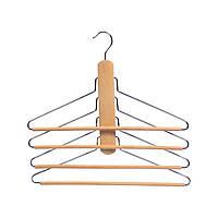 Вешалка-лестница деревянная  для брюк и юбок