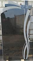 """Памятник гранитный """"крест с лучами"""""""